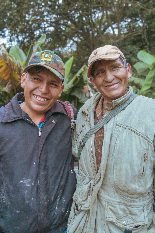 Agua Rica Rodolfo Choque, Alvaro Choque