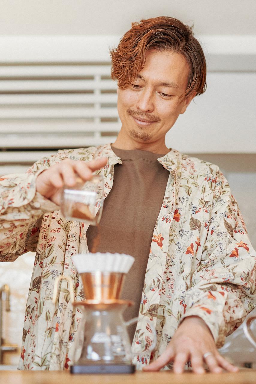 ホシカワカフェ 鈴木 洋介