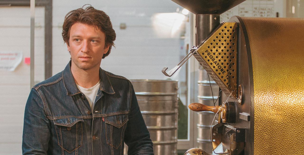 Fjord Coffee Roasters Berlin クリステン・トジャセン