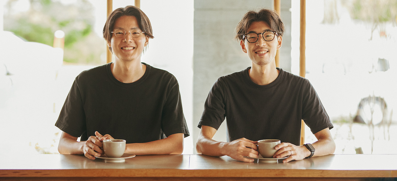 OBROS COFFEE 荻野稚季/夢紘